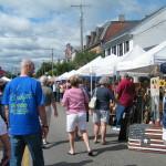 Second Saturday Street Faire