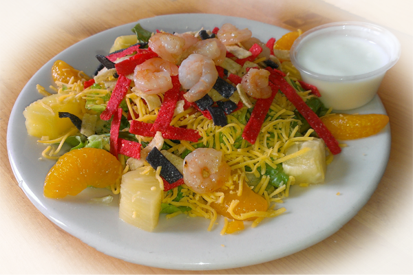 The Caribbean Salad Is Back!!